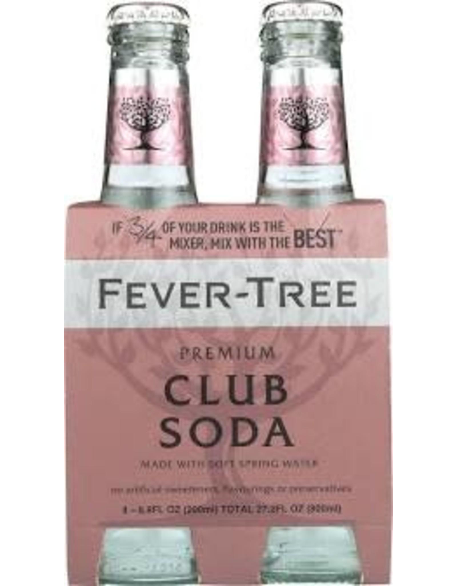 Fever-Tree Fever Tree Club Soda
