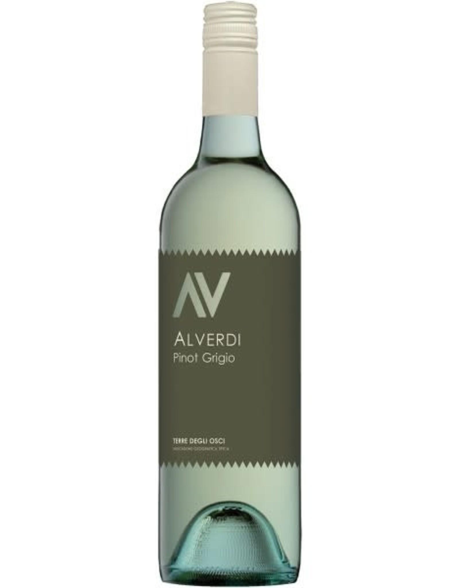 Alverdi Alverdi Pinot Grigio, Terre degli Osci 2020