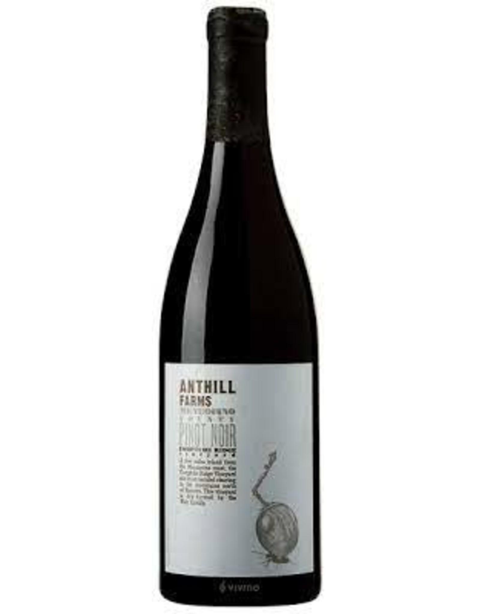 Anthill Farms Anthill Farms Pinot Noir, Comptche Ridge Vineyard, Mendocino 2018
