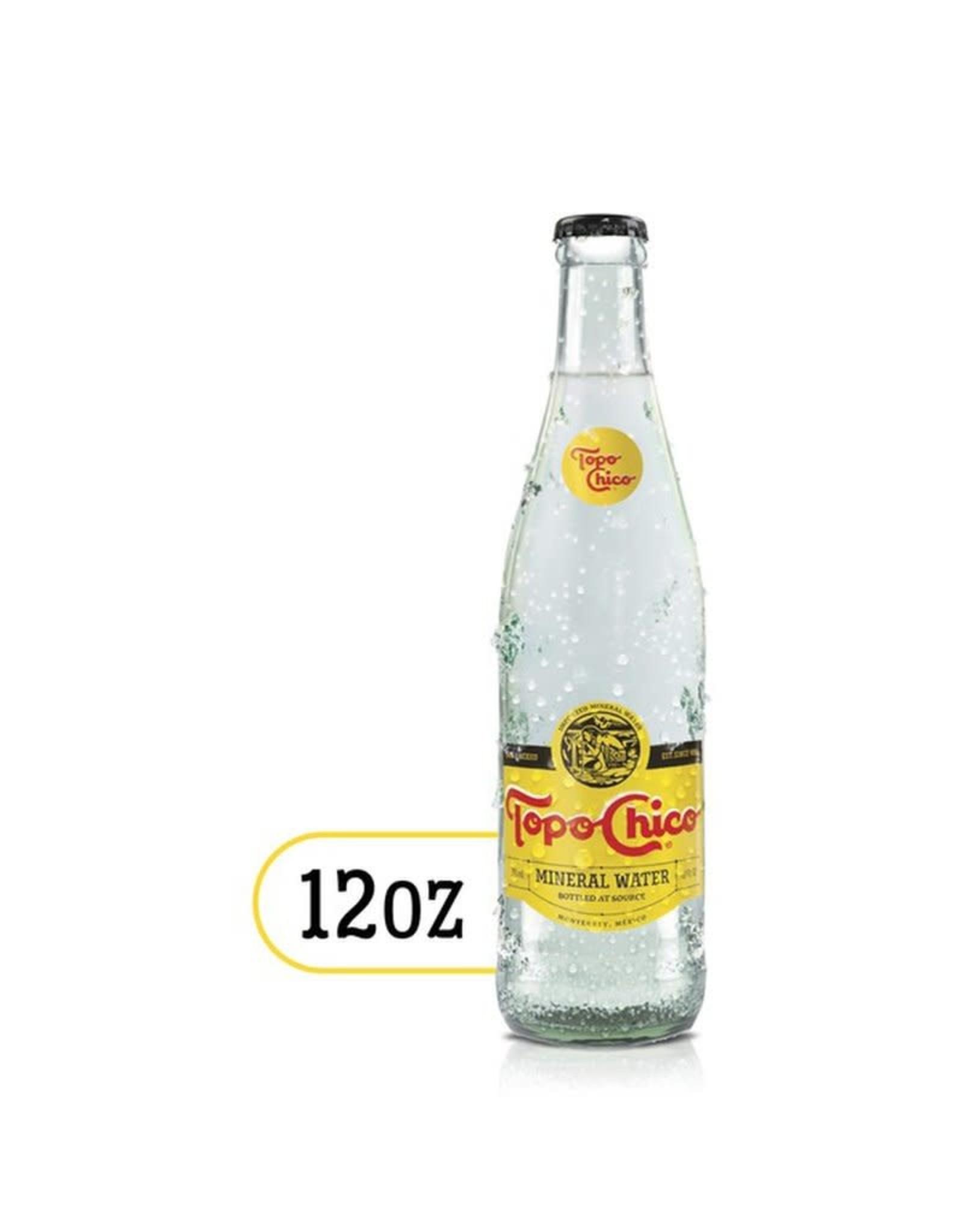 Topo Chico Topo Chico Carbonated Mineral Water 12oz
