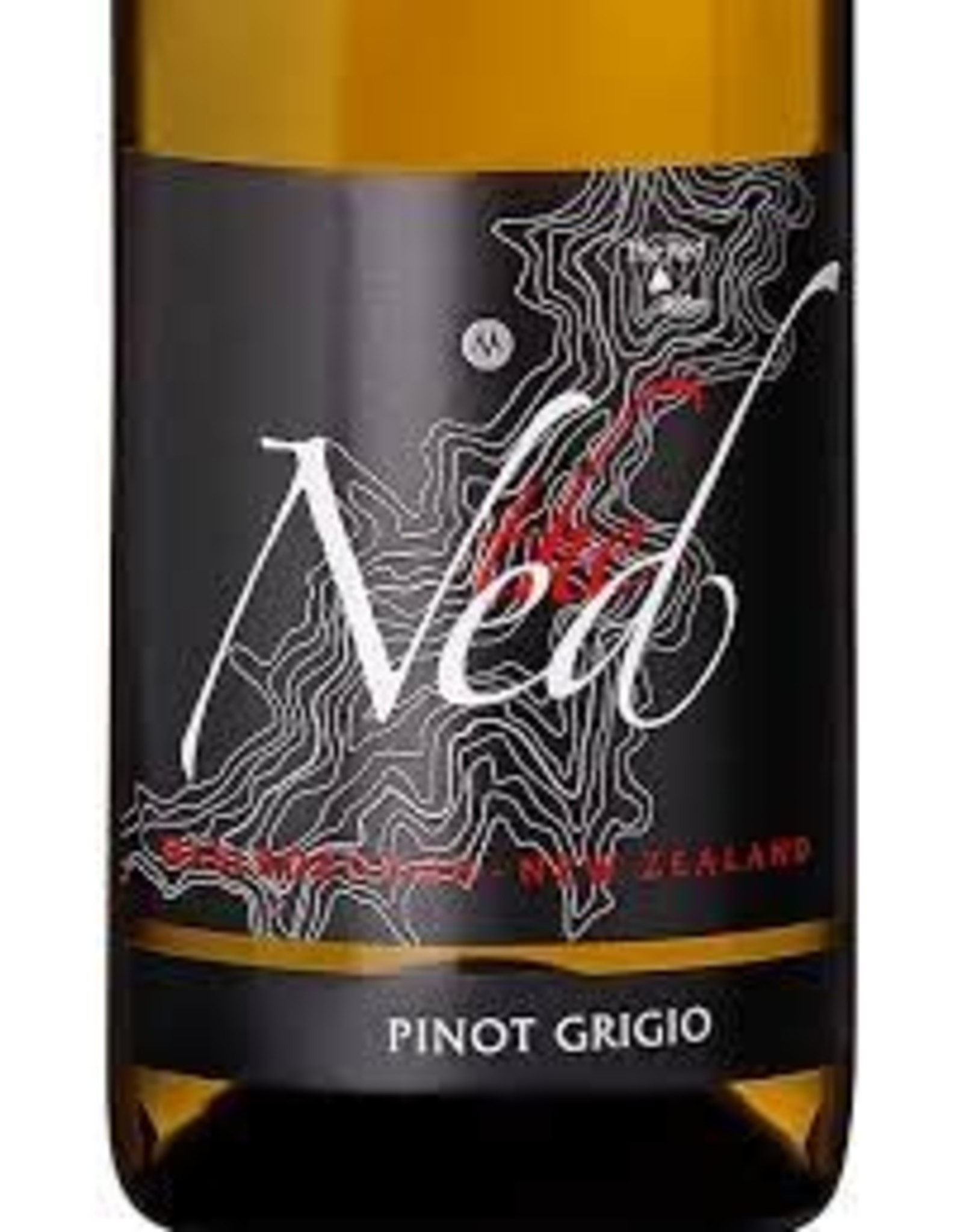 The Ned The Ned Pinot Gris,  Marlborough, 2020