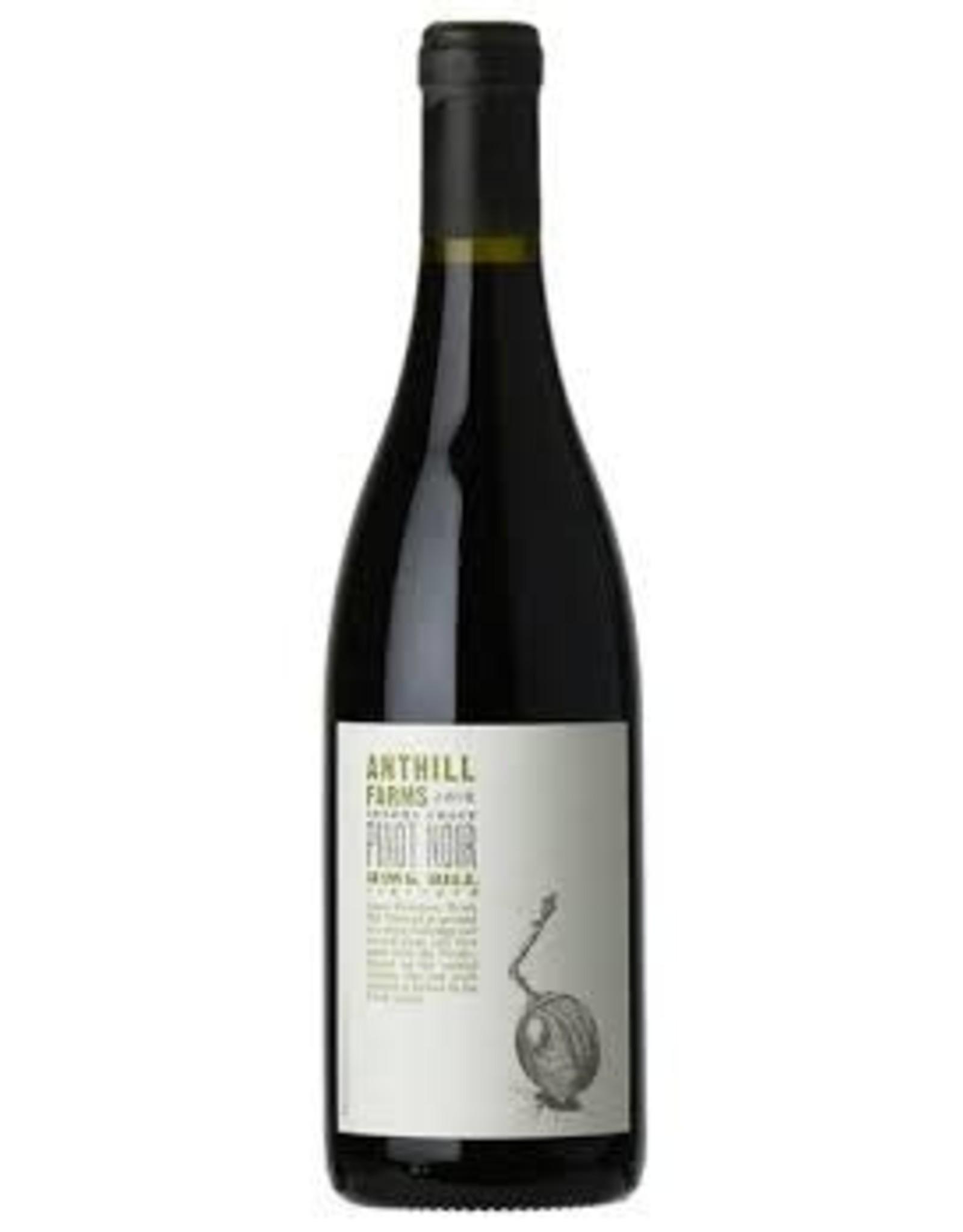 Anthill Farms Anthill Farms Pinot Noir, Hawk Hill Vineyard, Sonoma Coast 2019
