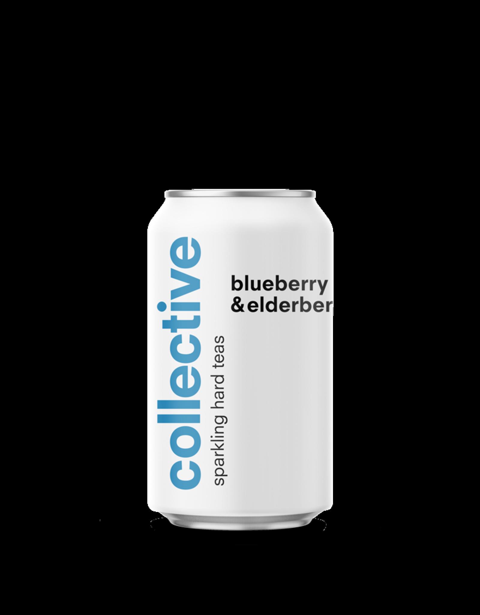 Collective Arts Collective Arts, Blueberry & Elderberry Hard Tea