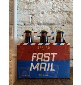 Ballad Ballad Fast Mail, Mild Ale