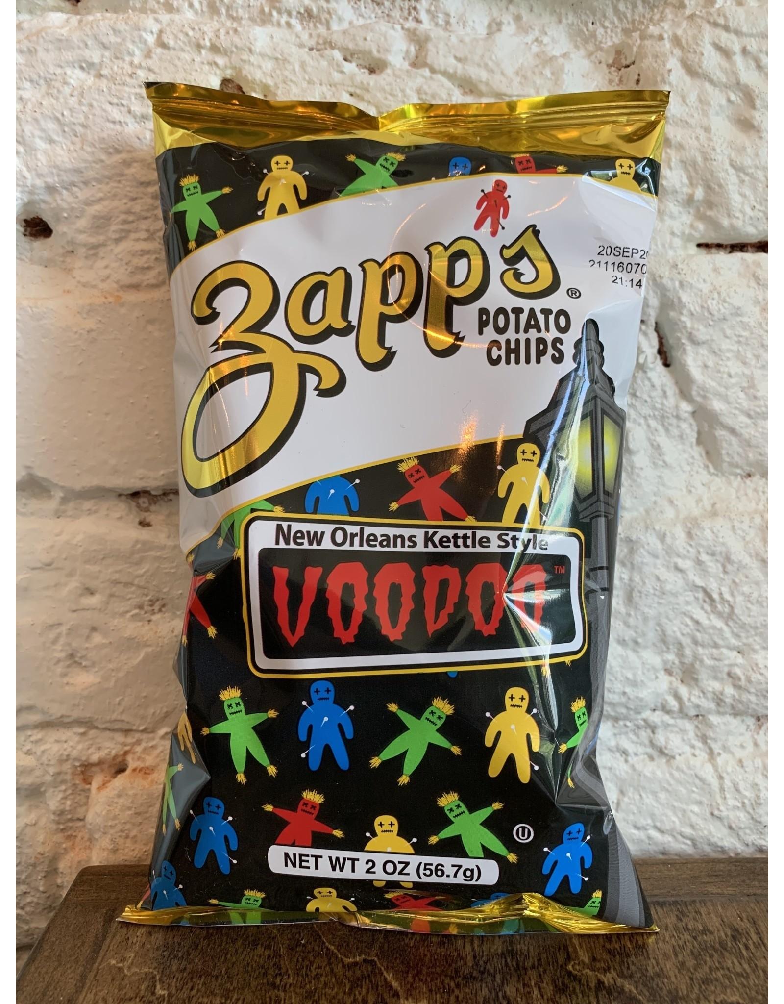 Zapps Zapps Potato Chips, Voodoo 2oz. Bag