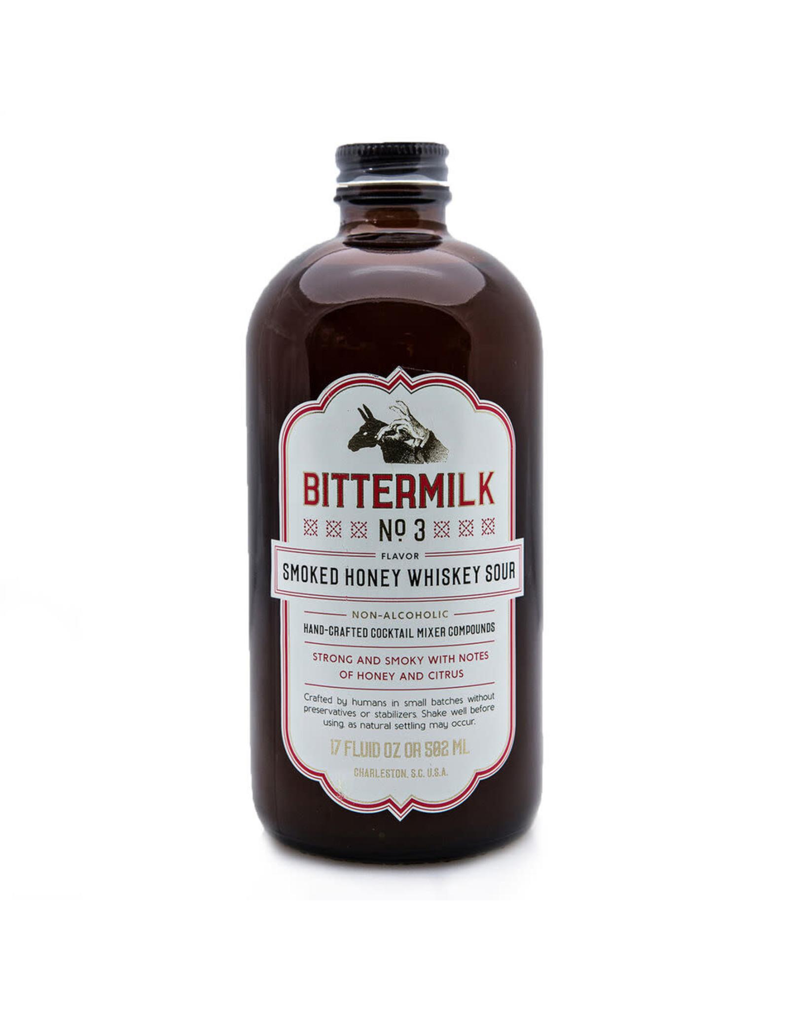 Bittermilk Bittermilk No 3 Smoked Honey Whiskey Sour