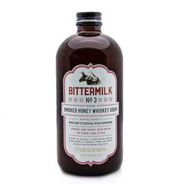 Bittermilk Buttermilk No 3 Smoked Honey Whiskey Sour