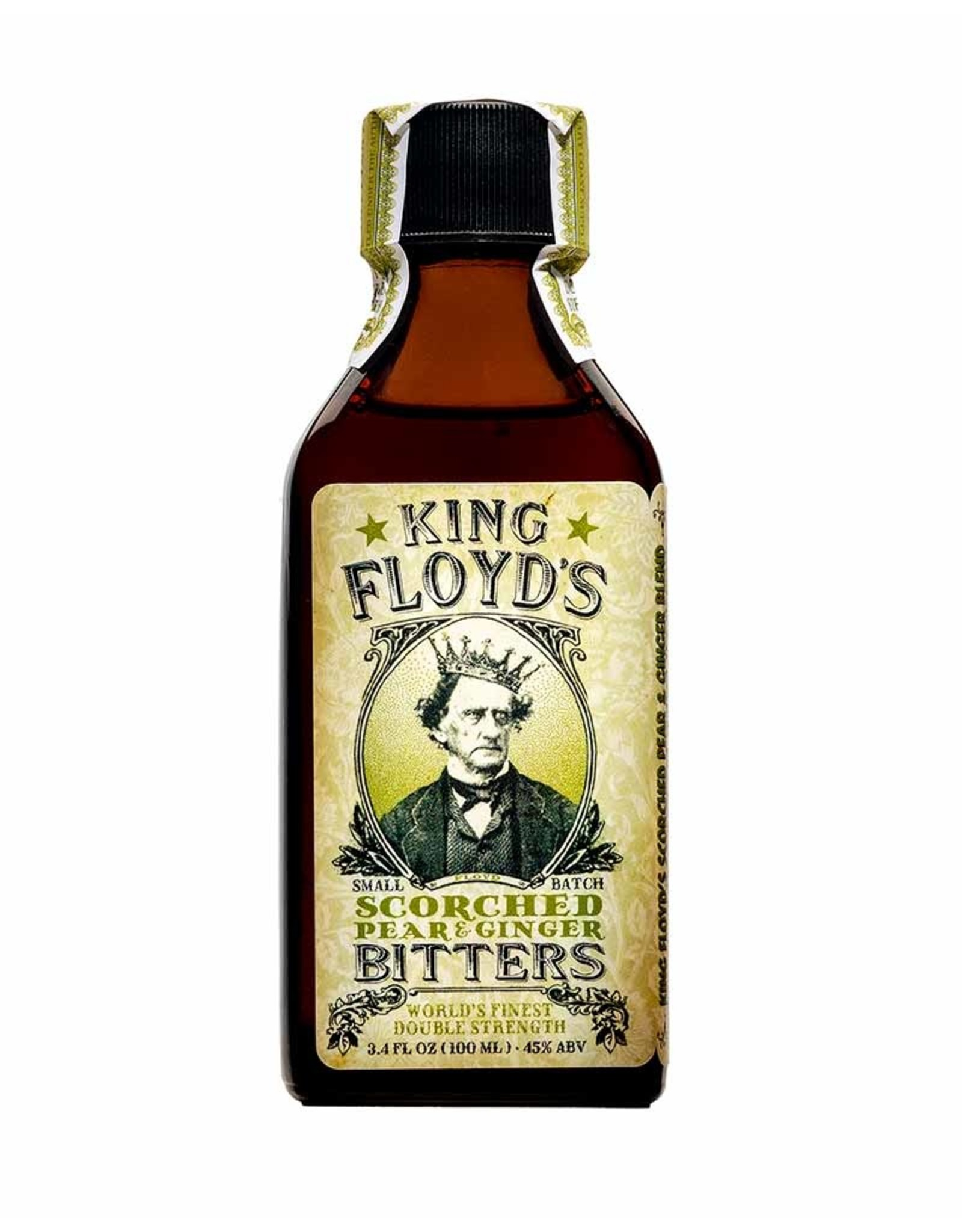 King Floyds King Floyd's Scorched Pear & Ginger Bitters