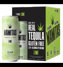 Mamitas Mamitas Tequila & Soda Lime