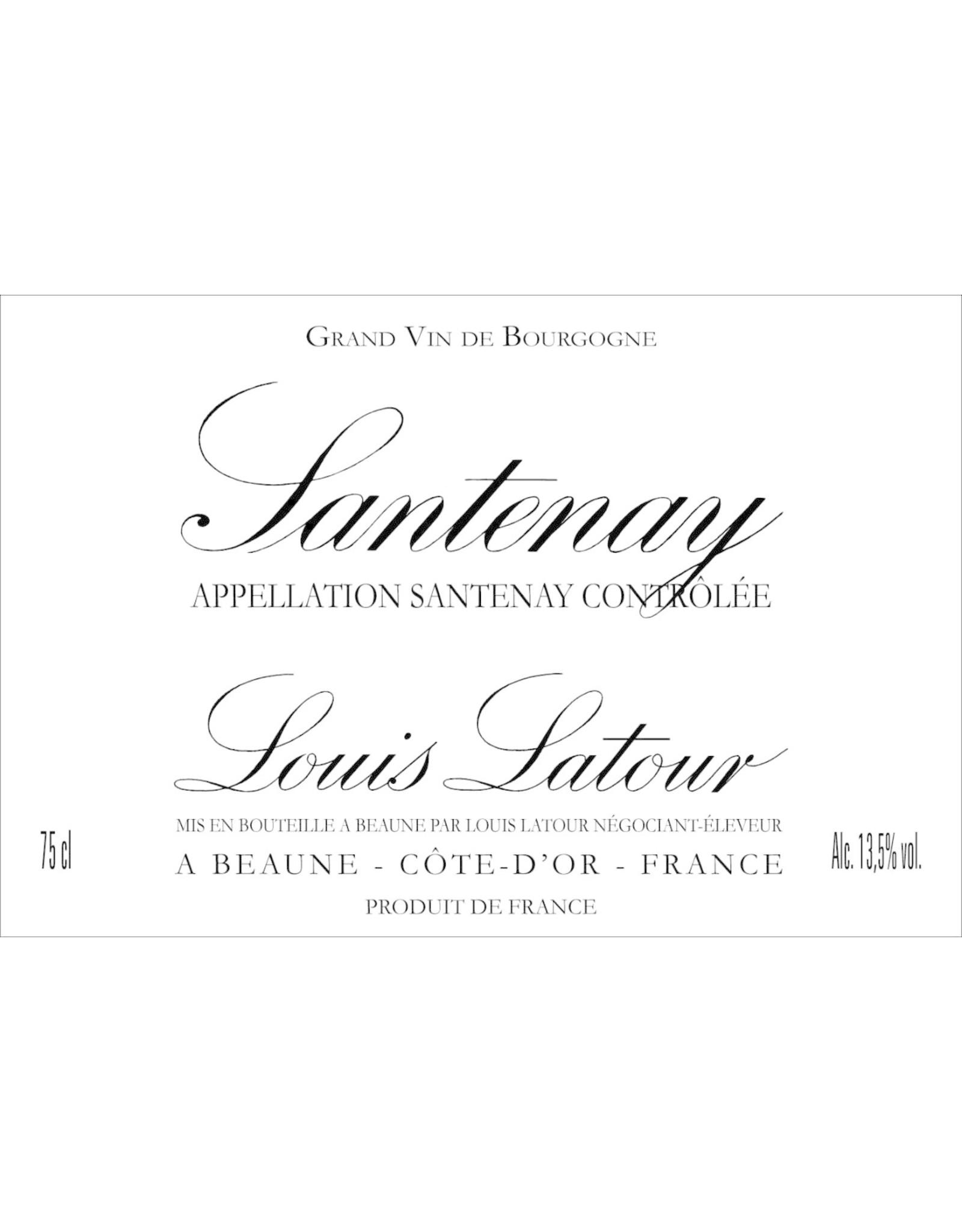 Louis Latour Louis Latour Santenay 2017