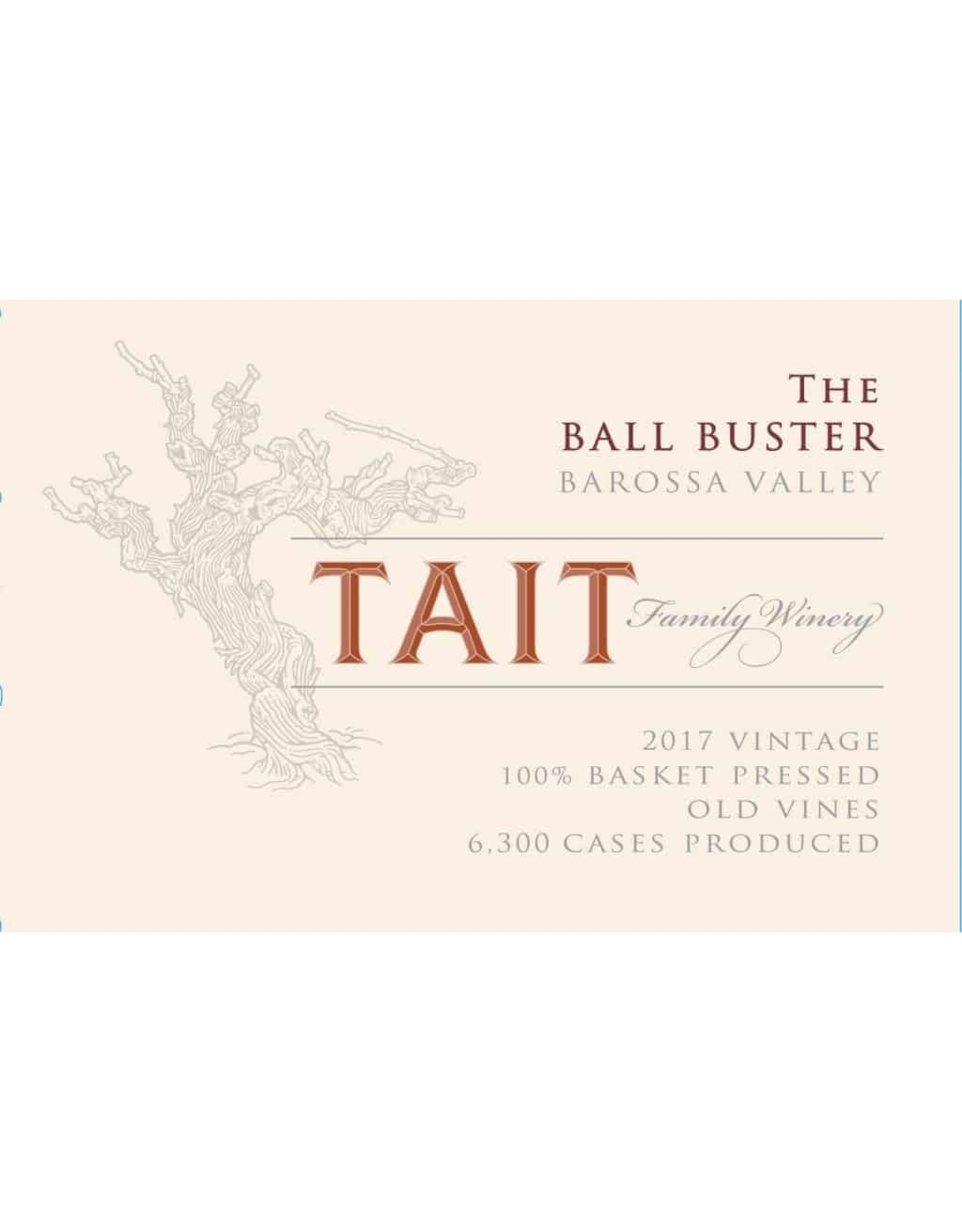 Tait Family Vineyards Tait Family The Ball Buster, Barossa Valley 2017