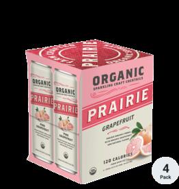 Prairie Prairie Grapefruit Sparkling Craft Cocktail