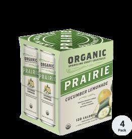 Prairie Prairie Cucumber Lemonade Sparkling Craft Cocktail