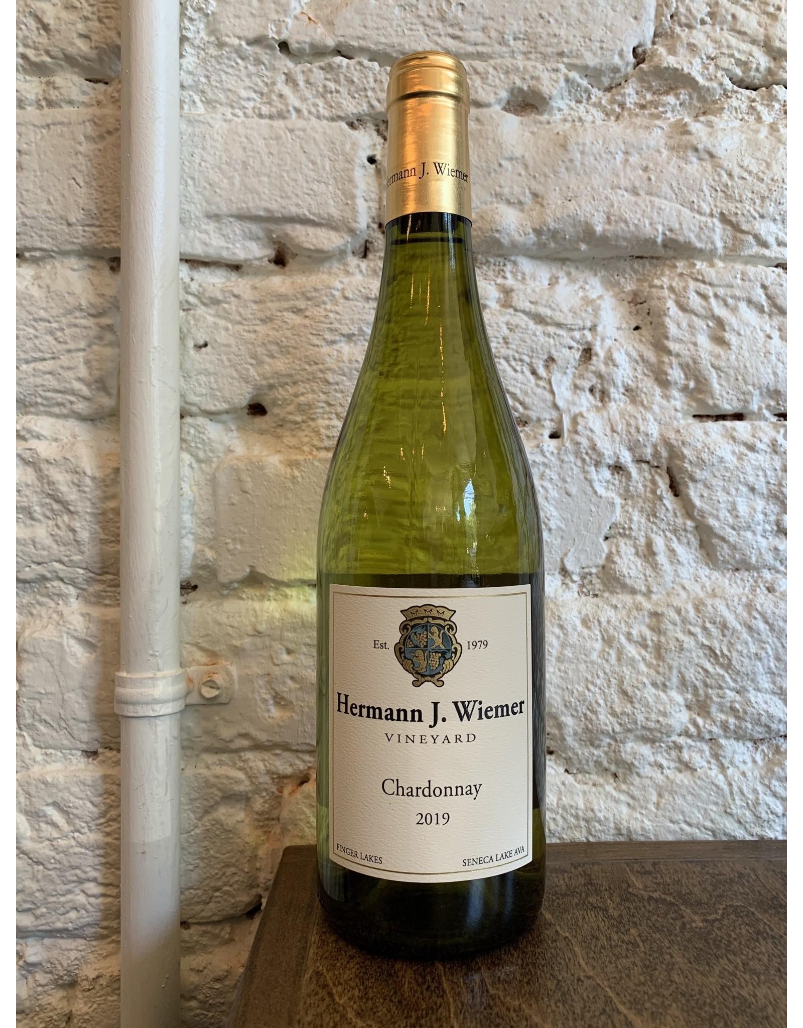 Hermann J. Wiemer Hermann J. Wiemer Chardonnay, Seneca Lake 2019