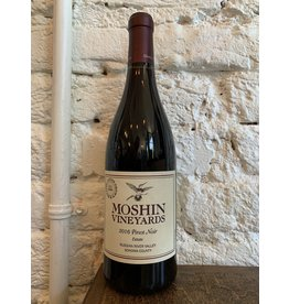 Moshin Vineyards Moshin Vineyards Pinot Noir, Russian River 2016