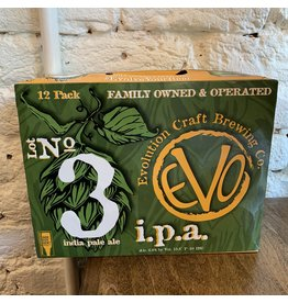 Evolution Craft Brewing Co Evolution Craft Brewing Lot #3 IPA, 12 pack