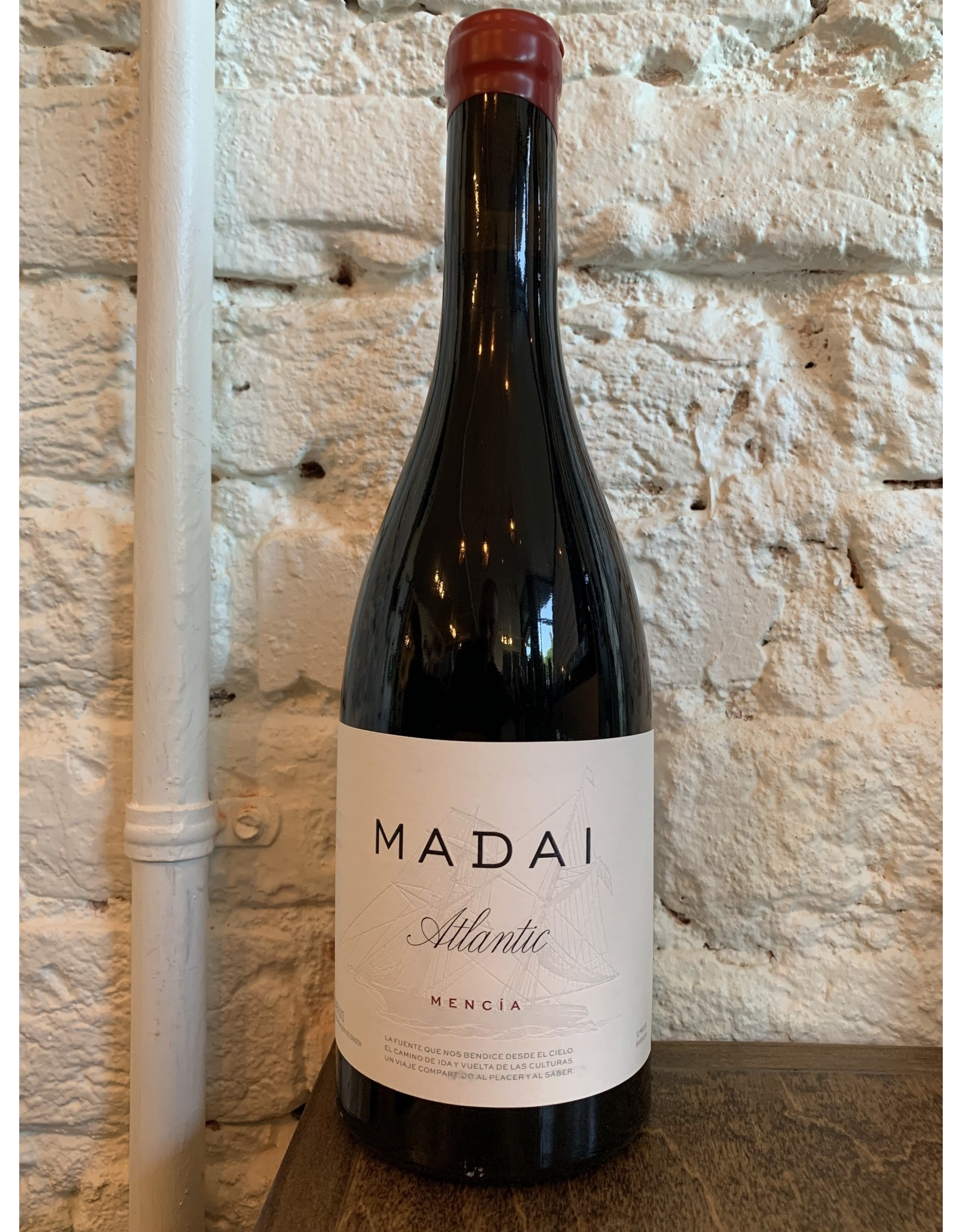 "Madai Madai ""Atlantic"" Mencia, Bierzo 2017"