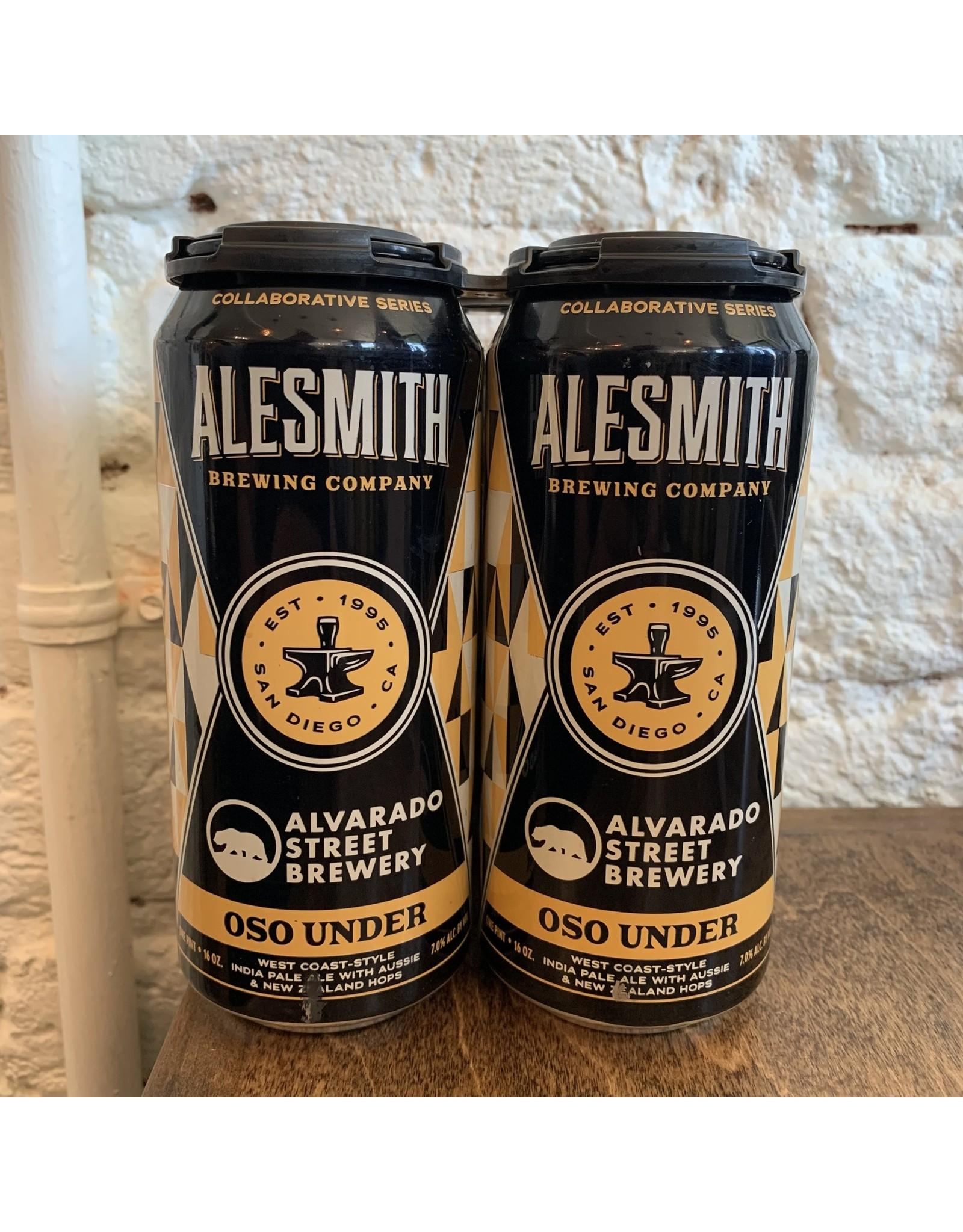 Alesmith Alesmith, Oso Under Collaborative Series, IPA