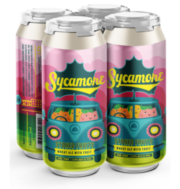 Sycamore Brewing Sycamore Stoned Fruits Wheat Ale