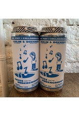 Aslin Aslin & Drekker Collaboration, Notes from the Underground, DIPA