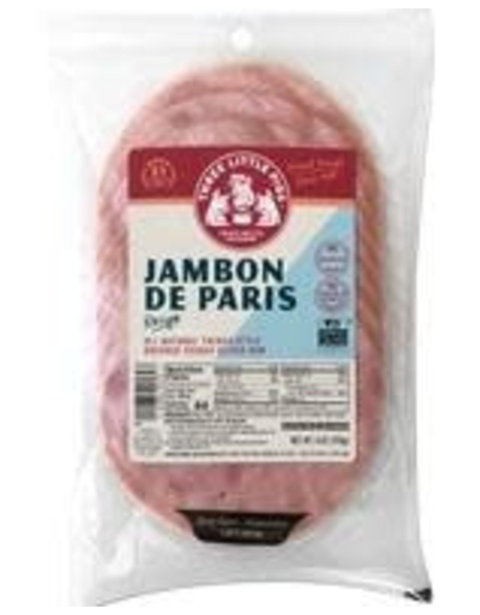 Trois Petit Cochons Trois Petits Cochons, Jambon de Paris, 6oz.