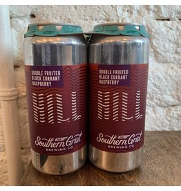 Southern Grist Brewing Co. Southern Grist Brewing Co., Double Fruited Black Current Raspberry Hill
