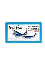 Matiz Matiz Sardinillas with Sweet Piquillo Peppers
