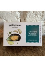 Patagonia Provisions Patagonia Provisions, Lemon Herb Mussels