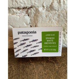 Patagonia Provisions Patagonia Provisions, Lemon Olive Spanish White Anchovies,