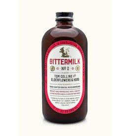 Bittermilk Bittermilk No. 2, Tom Collin with Elderflower & Hops