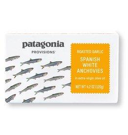 Patagonia Provisions Patagonia Provisions, Roasted Garlic Spanish White Anchovies
