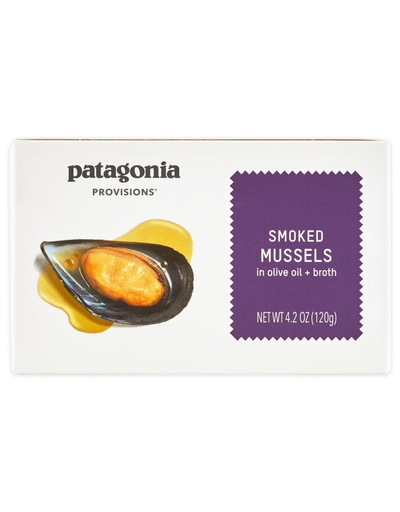 Patagonia Provisions Patagonia Provisions, Smoked Mussels