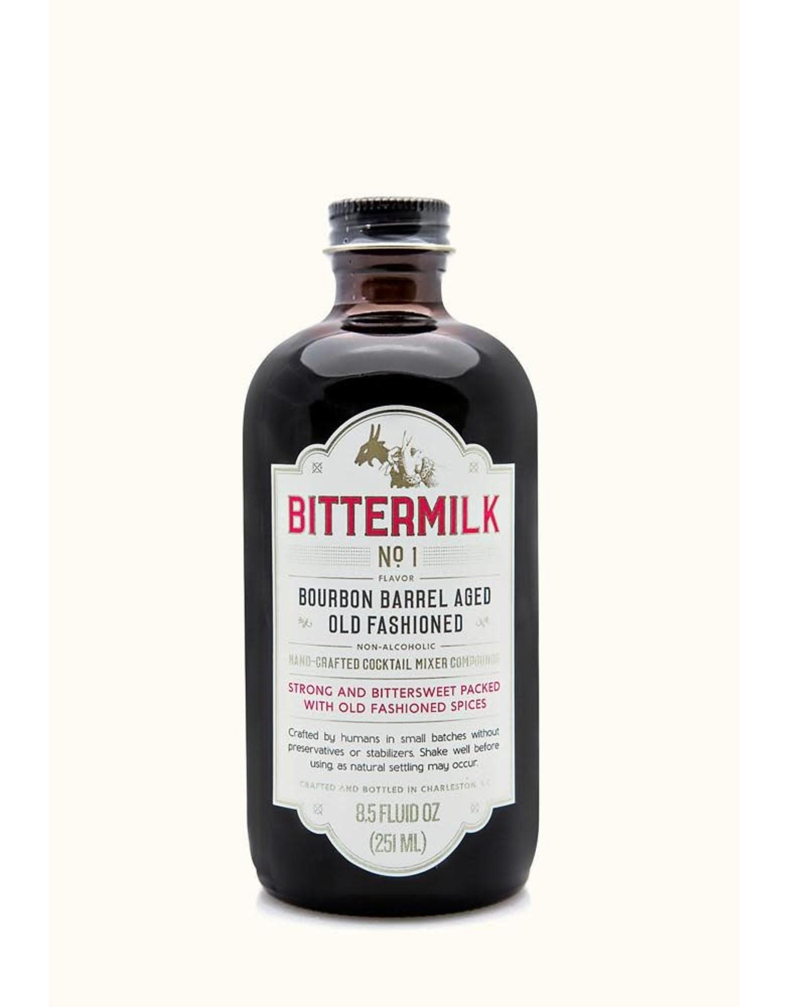 Bittermilk Bittermilk No. 1, Bourbon Barrel Aged Old Fashion