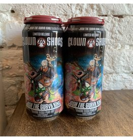 Clown Shoes Clown Shoes Josh the Guava King, DIPA with Guava