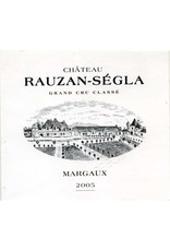 Chateau Rauzan-Segla Chateau Rauzan-Segla Margaux, 2005