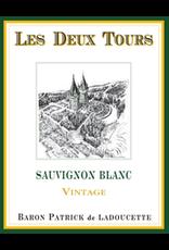 Ladoucette Les Deux Tours Sauvignon Blanc, Touraine 2018