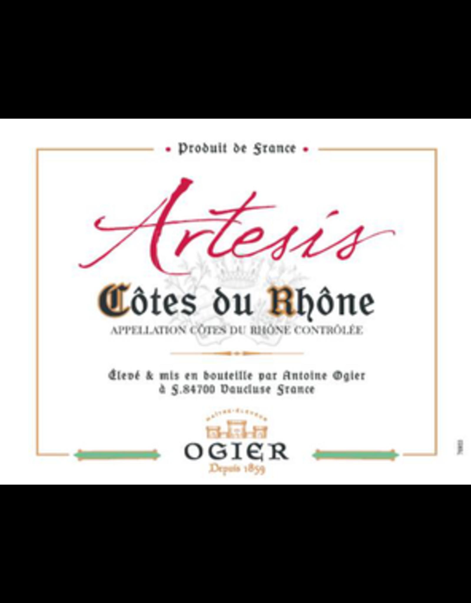 Ogier Ogier Côtes du Rhone Blanc, 2018