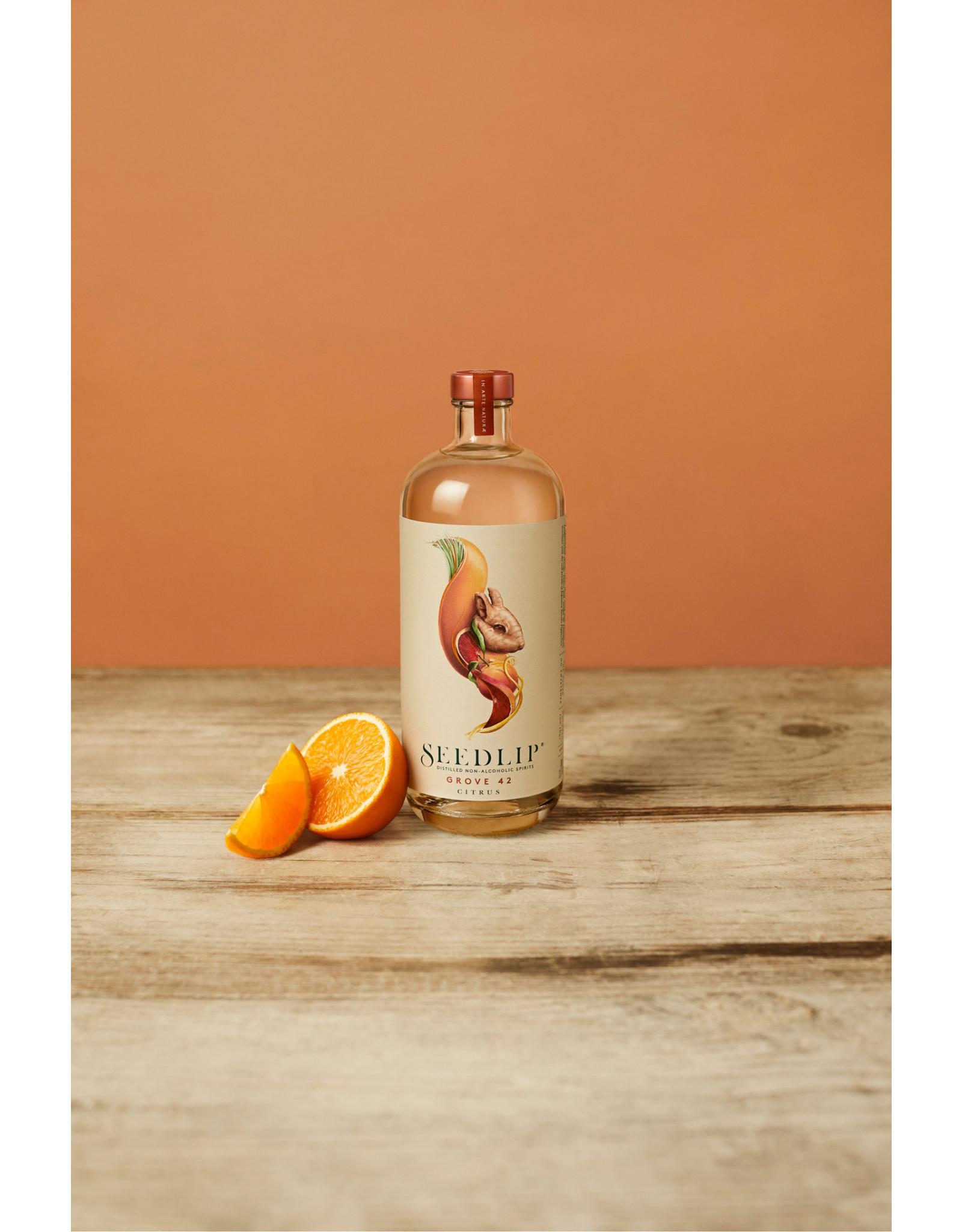 Seedlip Seedlip Grove 42 Citrus NA Spirits
