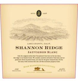 Shannon Ridge Shannon Ridge Sauvignon Blanc, Lake County 2018