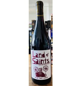 Land of Saints Land of Saints Pinot Noir, San Luis Obisbo County 2020