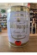 Bitburger Bitburger 5L Mini Keg