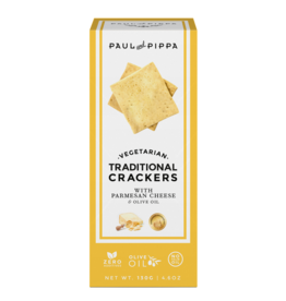 Paul and Pippa Paul & Pippa Traditional Parmesan Crackers