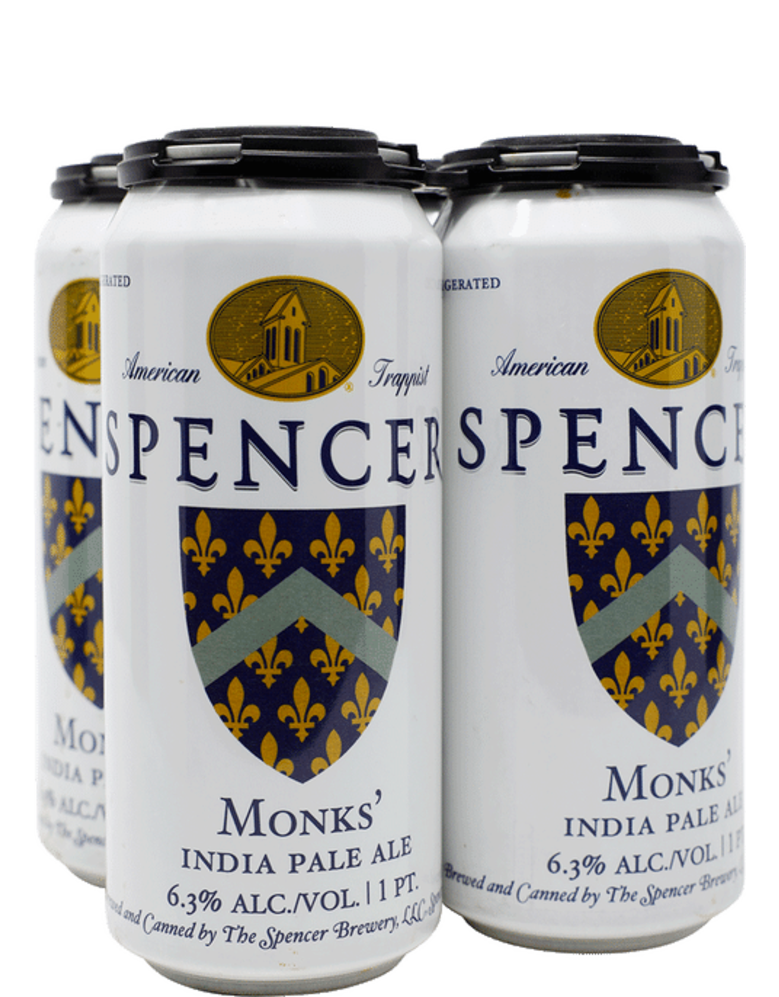 Spencer Spencer Monk's Trappist IPA