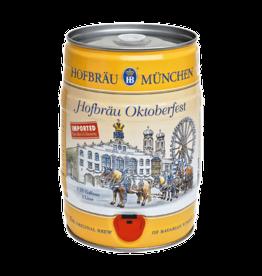 Hofbrau Hofbräu Oktoberfest 5 Liter Keg