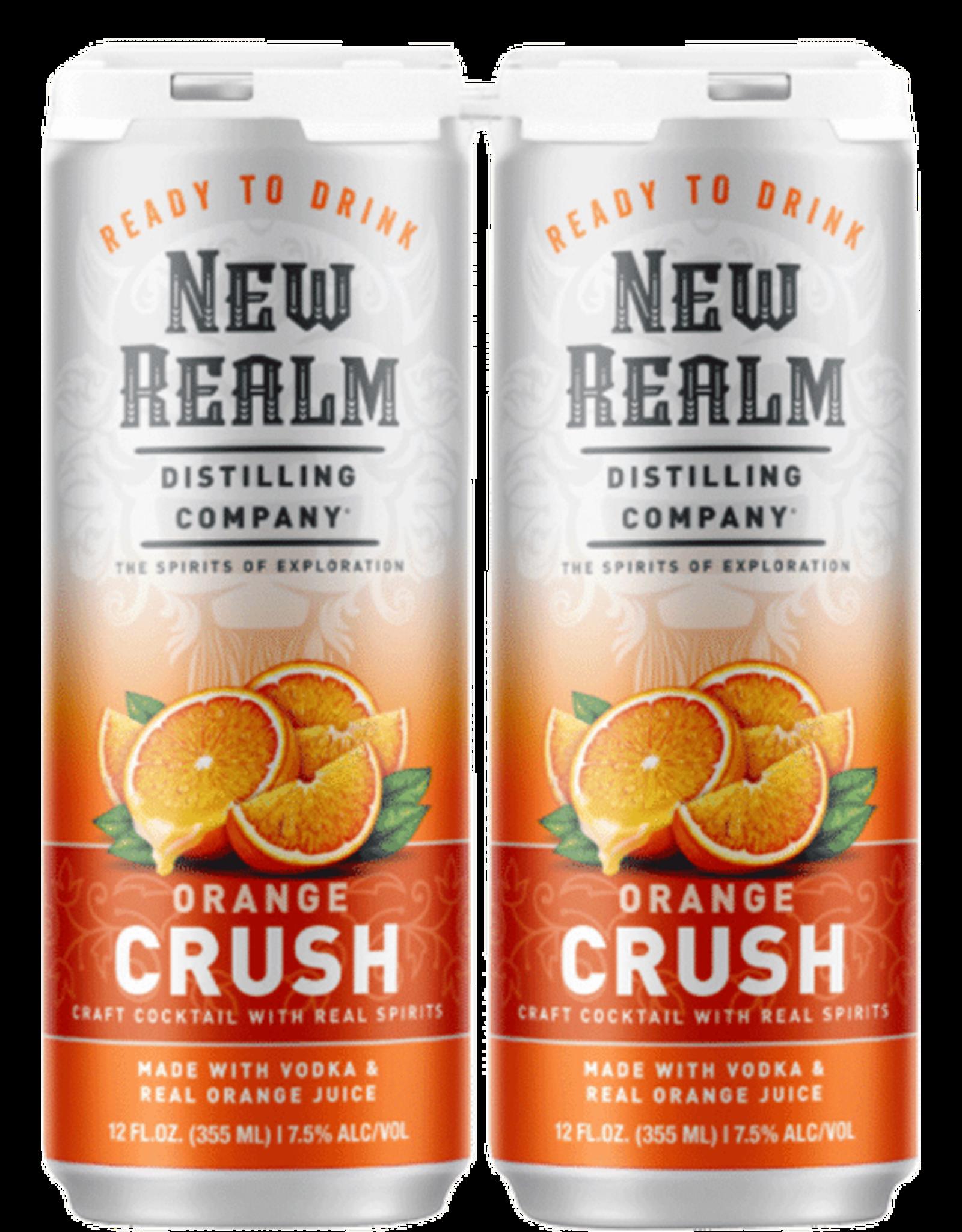 New Realm New Realm Orange Crush