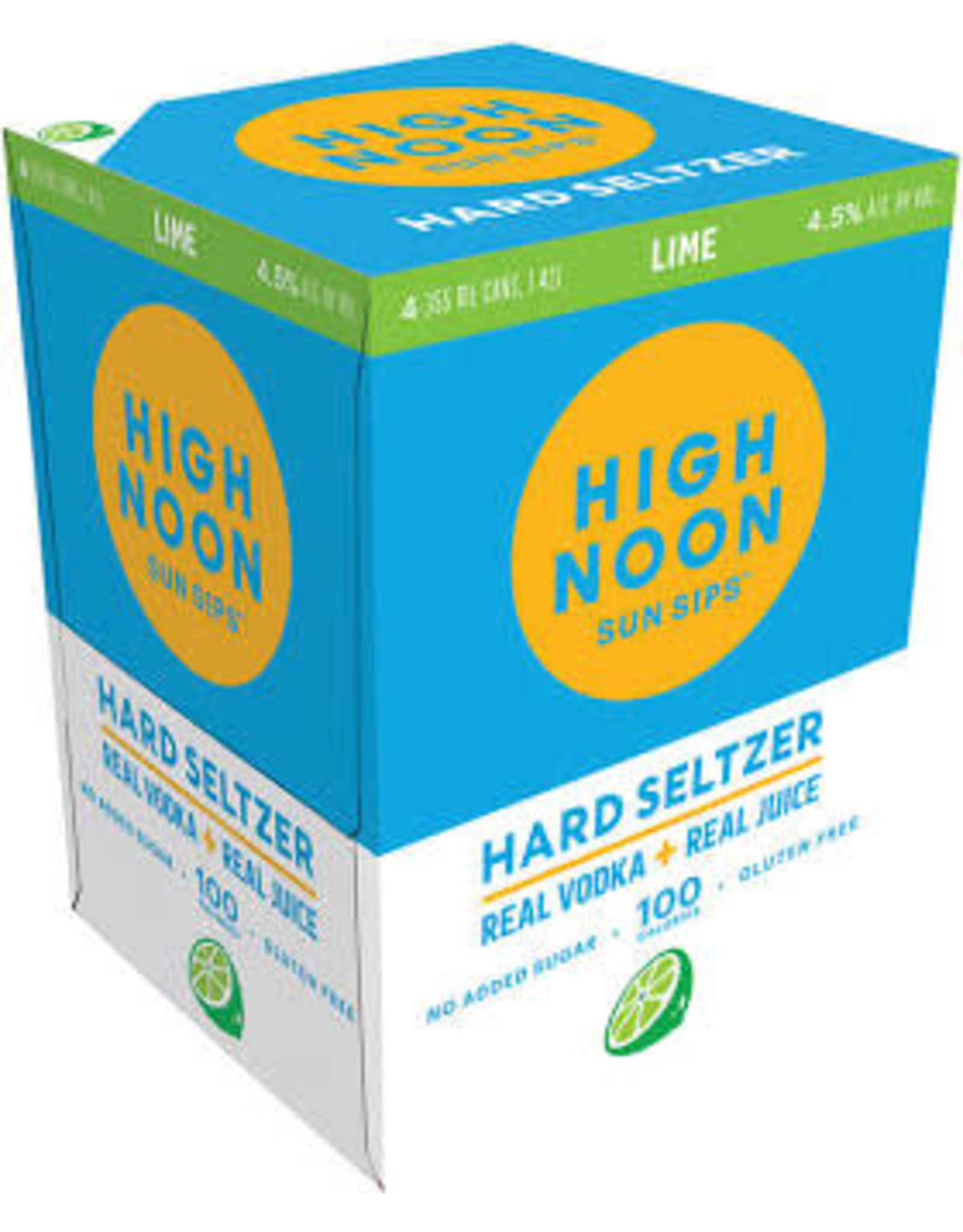 High Noon High Noon Lime Hard Seltzer