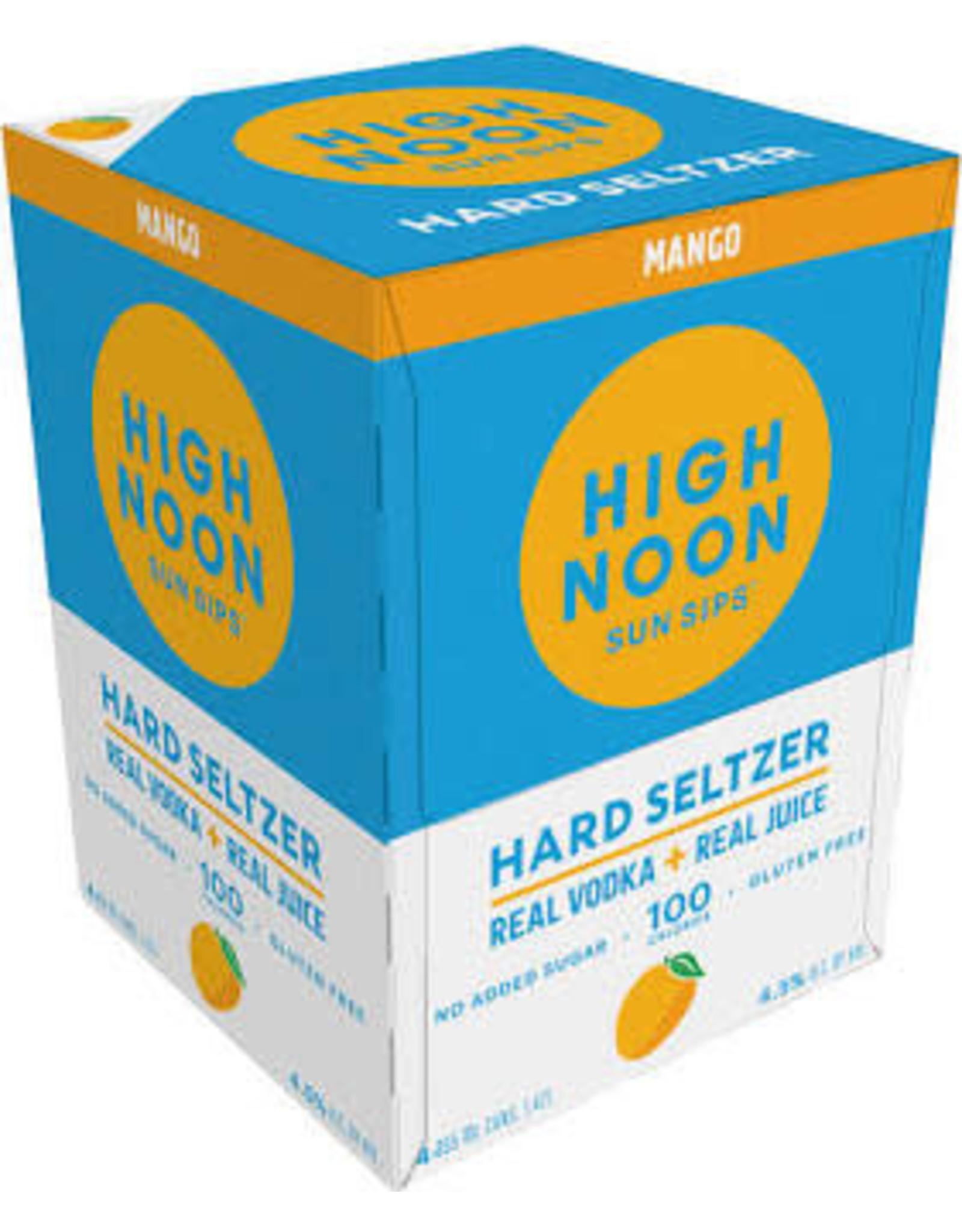High Noon High Noon Mango  Hard Seltzer