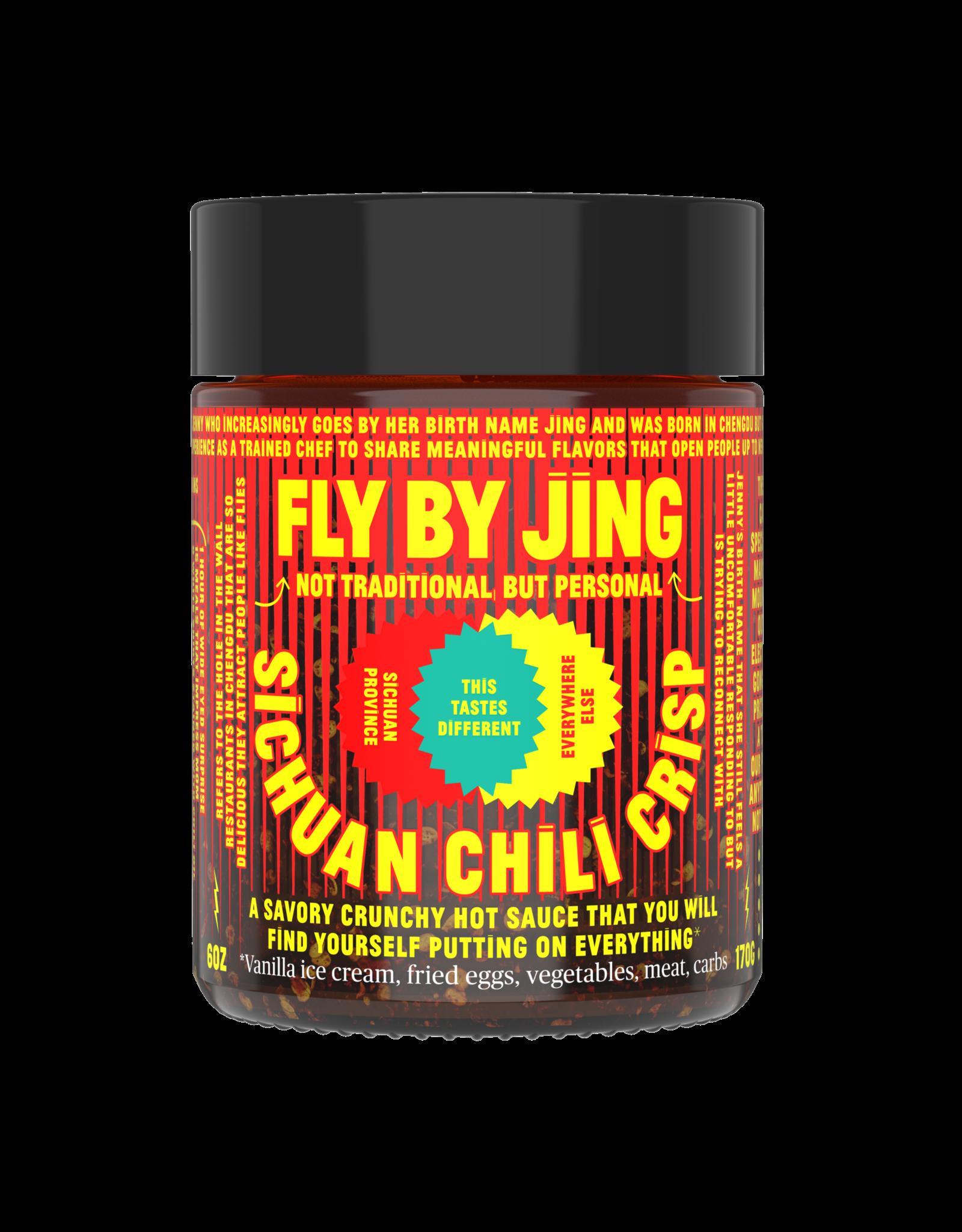 Fly by Jing Fly by Jīng Sīchuan Chili Crisp