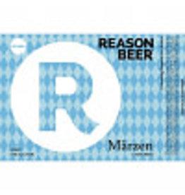 Reason Reason Beer, Märzen