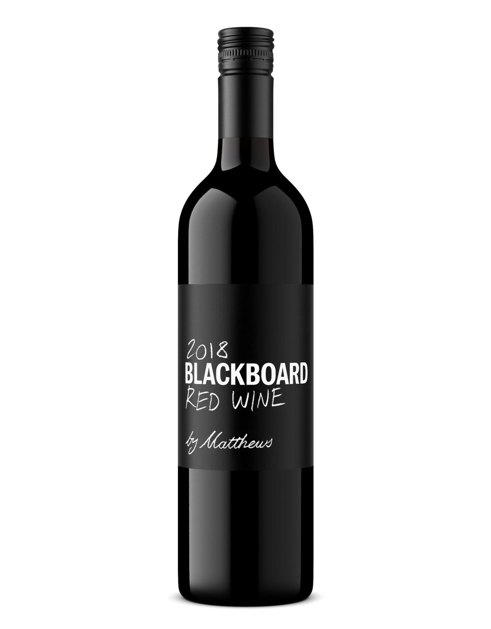 Matthews Matthews Blackboard Red, Columbia Valley 2018